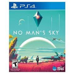 NO MANS SKY PER PS4