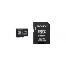 MEMORY MICRO SD DA 16GB CLASSE 10 UE
