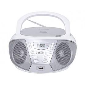STEREO PORTATILE CD MP3 AM/FM USB BLUETOOTH
