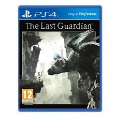 THE LAST GUARDIAN PER PS4
