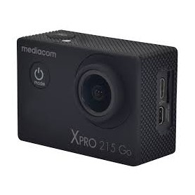 ACTION CAM 16.0MP HD XPRO 2.0 LCD 45MT WATERPROOF