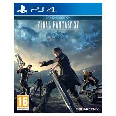 FINAL FANTASY XV PER PS4