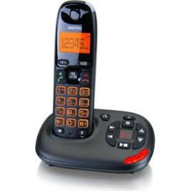 TELEFONO DECT CON TASTI A SELEZIONE DIRETTA SVEGLI