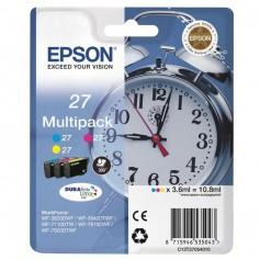 CARTUCCIA ORIGINALE EPSON T2705 MULTIPAK