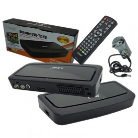 DECODER DIGITALE TERRESTRE DVB-T2 HDMI PVR