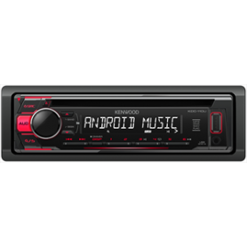 AUTORADIO CD MP3 USB AUX  50WX4