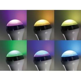 LAMPADA SMART WIFI BULBO DA 3WATT E27 SPEAKER