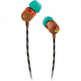 MARLEY AURICOLARI IN-EAR SMILE JAMAICA COLORE RAME