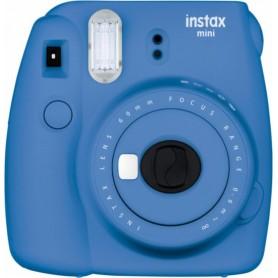 FOTOCAMERA ISTANTANEA MINI 9 COLORE BLUE