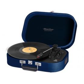 GIRADISCHI PORTATILE BLUETOOTH MP3 PLAYER