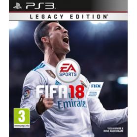 FIFA 18 PER PS3