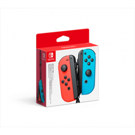 JOYPAD PER SWITCH JOY-CON COLOR ROSSO-BLU