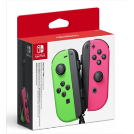 JOYPAD PER SWITCH JOY-CON COLOR VERDE-ROSA