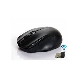 MOUSE OTTICO WIRELESS 1600DPI 2,4GHZ NERO