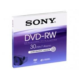 MINI DVD DVD-RW DA 30 MIN 1.4GB