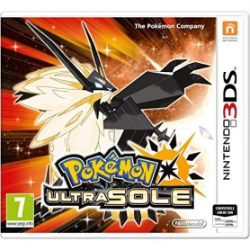 POKEMON ULTRA SOLE PER NINTENDO 3DS