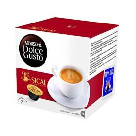 CAPSULE CAFFÈ DOLCE GUSTO ESPRESSO SICAL 48 PEZZI