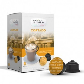 CAPSULE CAFFÈ DOLCE GUSTO CORTADO 16PZ