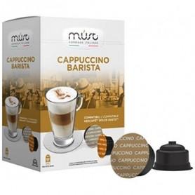 CAPSULE CAFFÈ DOLCE GUSTO CAPPUCCINO BARISTA 8+8PZ
