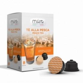 CAPSULE CAFFÈ DOLCE GUSTO TÈ ALLA PESCA 16PZ