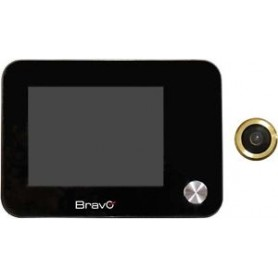 SPIONCINO DIGITALE CON VIDEOCAMERACON DISPLAY 3,5