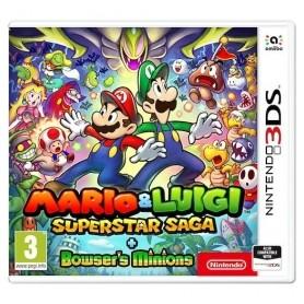 MARIO & LUIGI SUPERSTAR SAGA PER NINTENDO 3DS