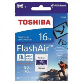 MEMORY CARD 16GB SDHC CLASSE 10 WIRELESS