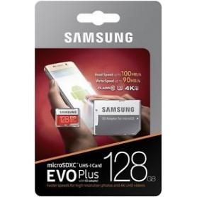MEMORY MICRO SDXC DA 128GB CLASSE 10 CON ADATTATOR