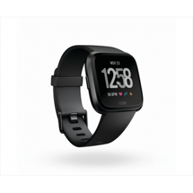 FITBIT VERSA CINTURINI SMALL E LARGE BLACK