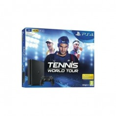 CONSOLE PS4 1TB + TENNIS WORLD TOUR