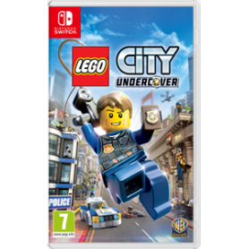 LEGO CITY UNDERCOVER SWITCH PER NINTENDO SWITCH