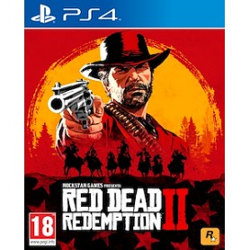 RED DEAD REDEMPTION II PER PS4