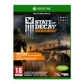 STATE OF DECAY YEAR-ONE SURVIVAL EDITION PER XBOX