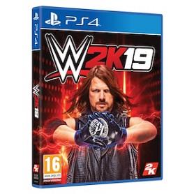 WWE 2K19 PER PS4
