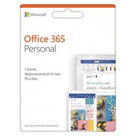 POSA CARD OFFICE 365 ABBINATA PC
