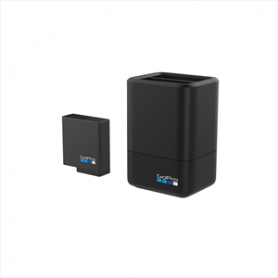BATTERIA GOPRO DUAL BATTERY CHARGER HERO 6/7