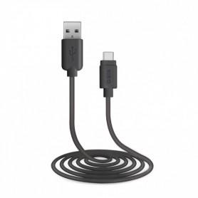 CAVO DATI USB 2.0 A TYPE-C 2,0MT NERO