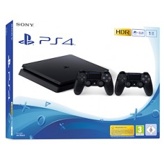 CONSOLE PS4 1TB F CHASSIS + JOYPAD DS4