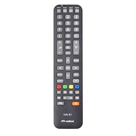 TELECOMANDO TV UNIVERSALE 8 IN 1 BLACK