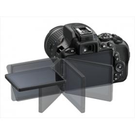 FOTOCAMERA REFLEX 24MP OBIETTIVO 18-140MM F/3.5-5.