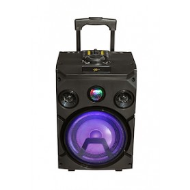 SPEAKER BLUETOOTH AMPLIFICATO 120WATT USB