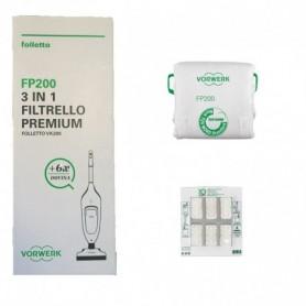 FILTRO PER ASPIRAPOLVERE FOLLETTO VK200