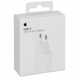 CARICATORE DA RETE ORIGINALE APPLE 20W USB-C