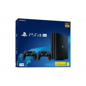CONSOLE PS4 PRO 1TB + 2 JOYPAD DS4V2