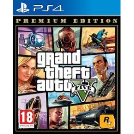 Grand Theft Auto V Premium Edition Per Ps4