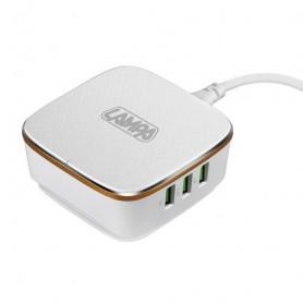 CARICATORE DA RETE CON 6 PORTE USB 7000MA