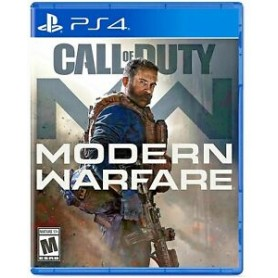 CALL OF DUTY MODERN WARFARE PER PS4