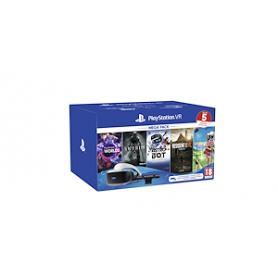VISORE PLAYSTATION VR MEGA PACK V2 PER PS4