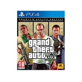 GRAND THERT AUTO V PREMIUM EDITION PER PS4