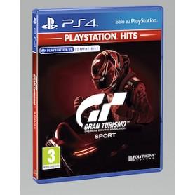 GT SPORT HITS PER PS4